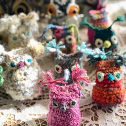 かぎ編みで作るコルミッコ 2018